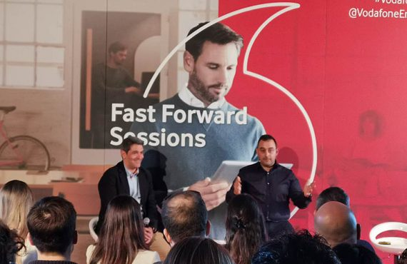 Fast Foward Session Vodafone Business Palma de Mallorca