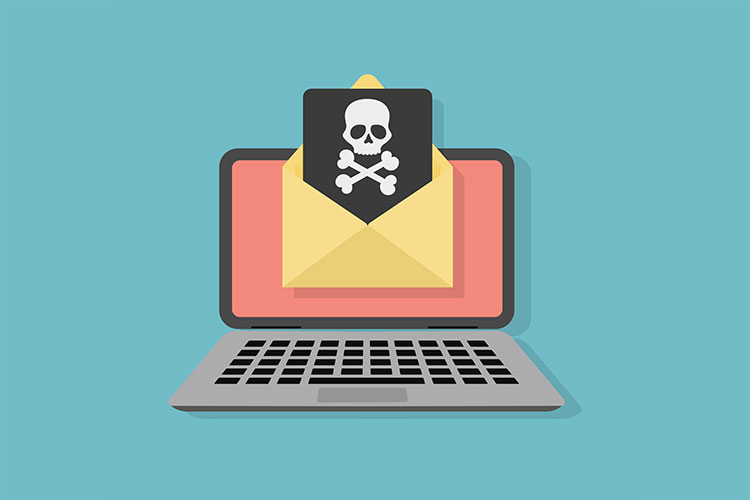 phishing estafas por email
